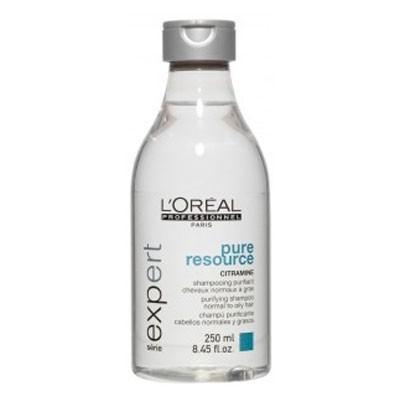 Очищающий шампунь для жирных волос Pure Resource (250 мл)