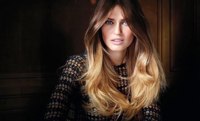 Окрашивание волос шатуш2
