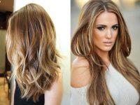Карамельное окрашивание волос
